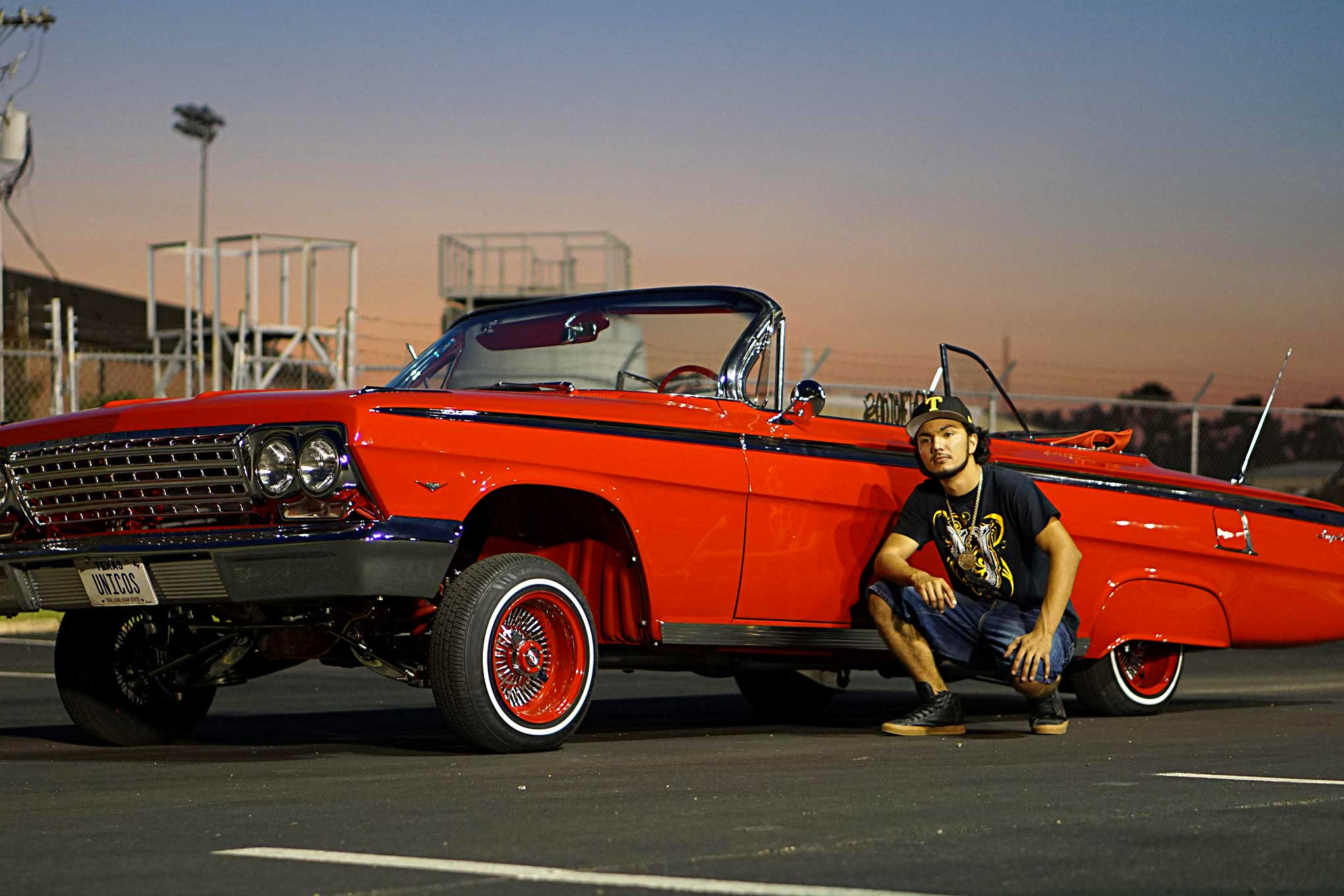 Joel Alvarado S Rusted Out 62 Impala Turned Dream Car