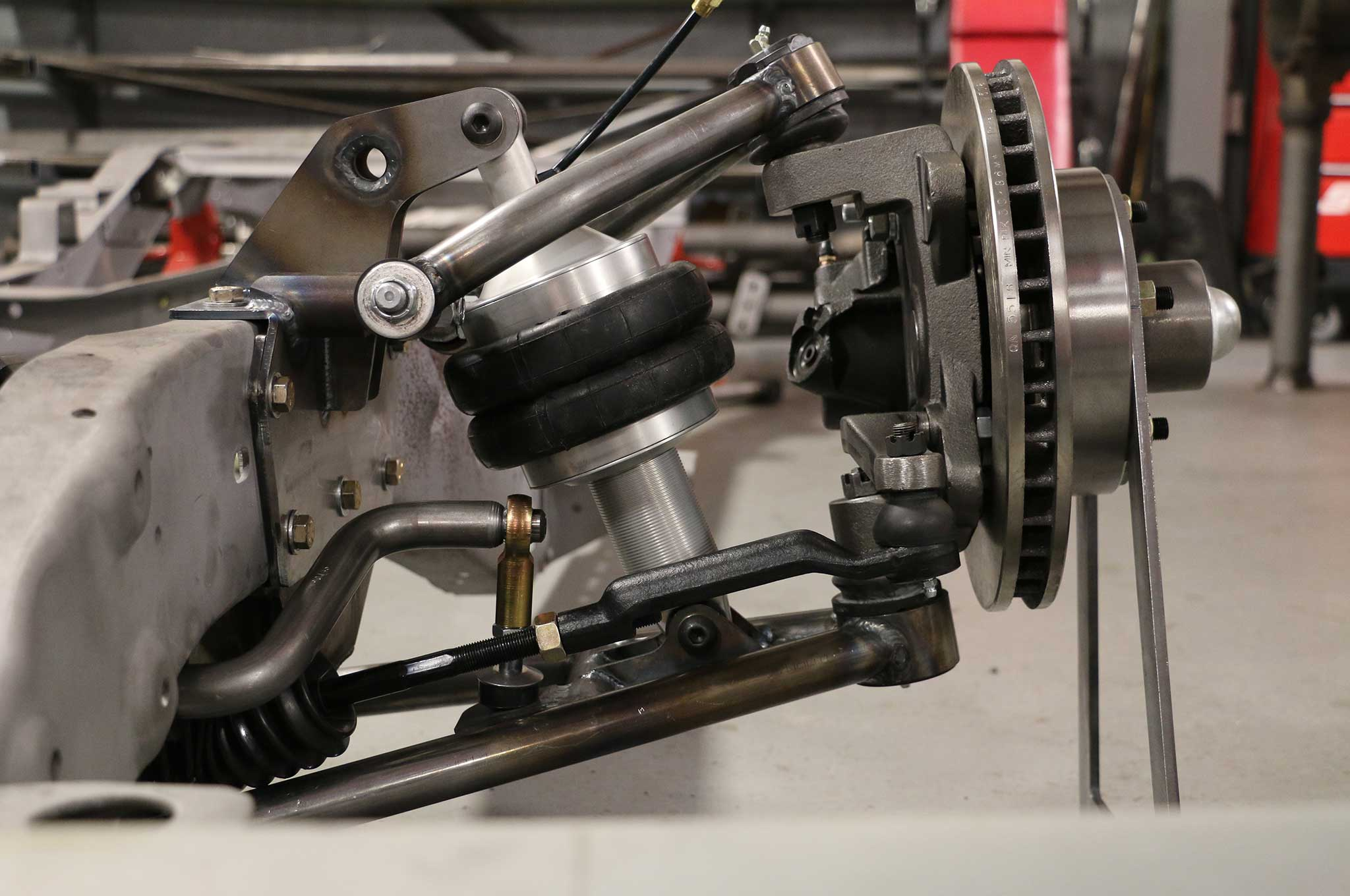 Rack And Pinion Cost >> Total Cost Involved Chevy C10 Makeover