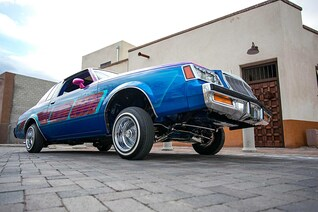 rides bringing life back to the game with a 82 buick regal