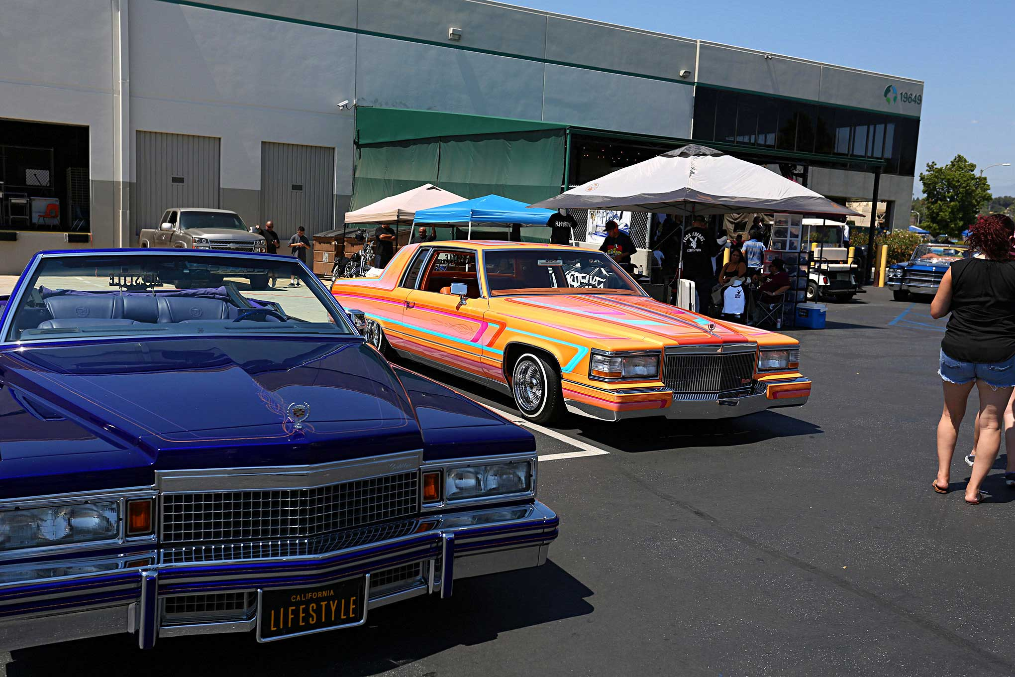 Lifestyle Car Club at Cadillac Fest 7