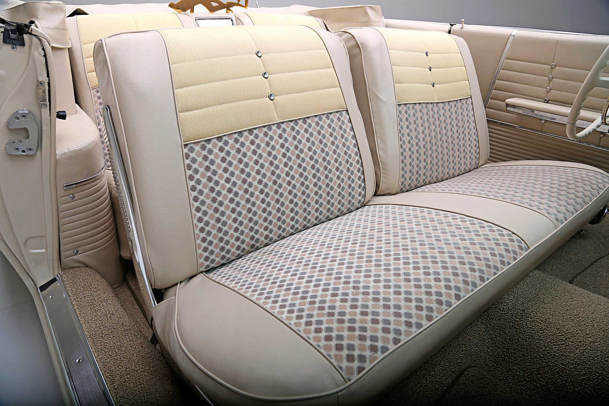 1964 Chevy Impala Seat Covers Velcromag