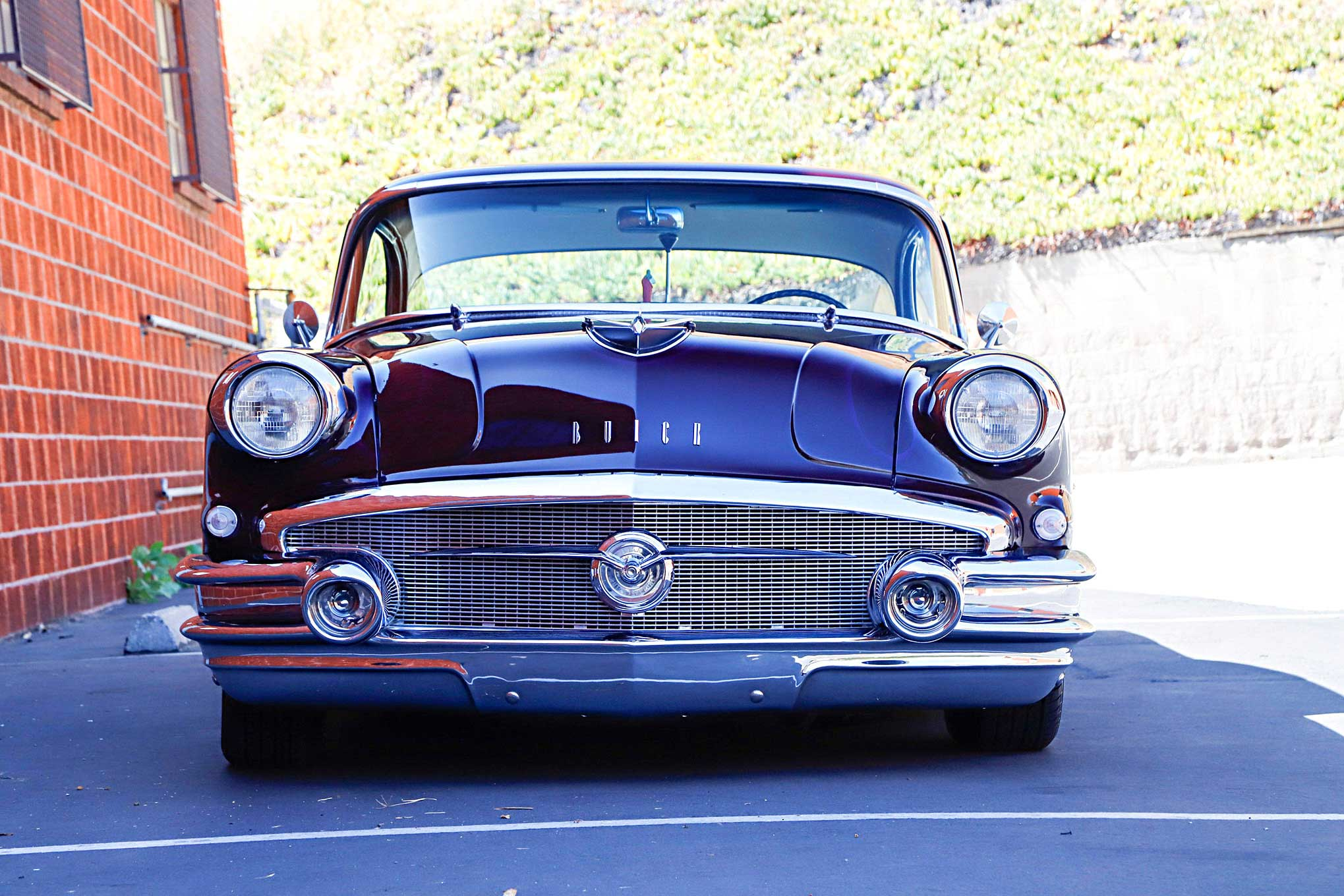 1956 buick special front bumper lowrider. Black Bedroom Furniture Sets. Home Design Ideas