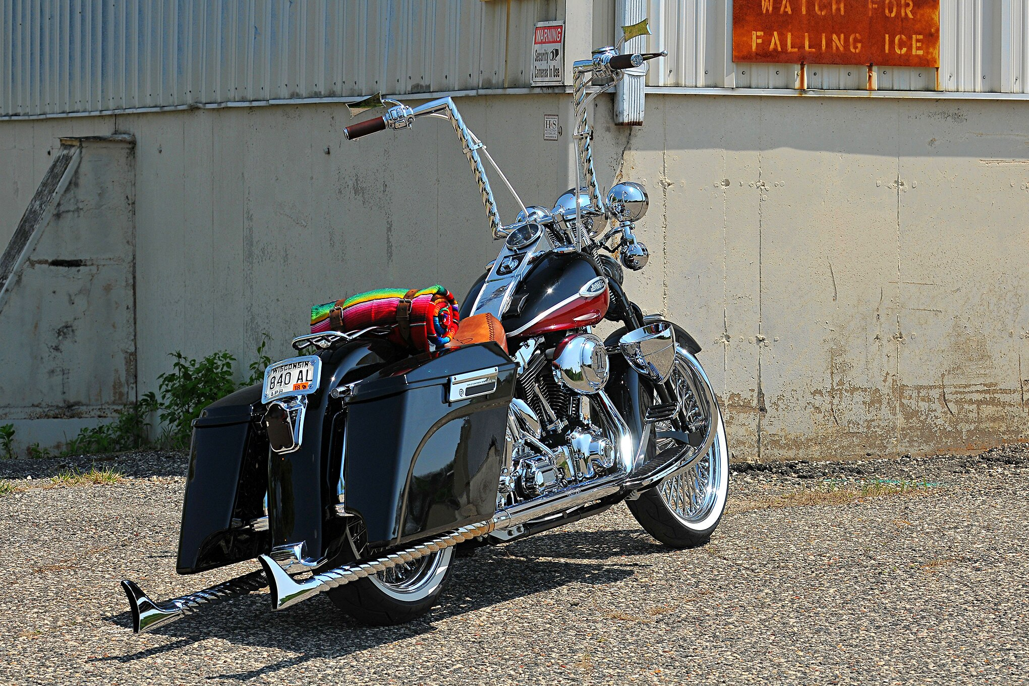 Harley Davidson Heritage Softail Th Year Anniversary Spoke Dayton Wheel together with Harley Davidson Softail Springer Back Three Quaret also  moreover Maxresdefault as well Harley Davidson Forty Eight. on harley softail suspension