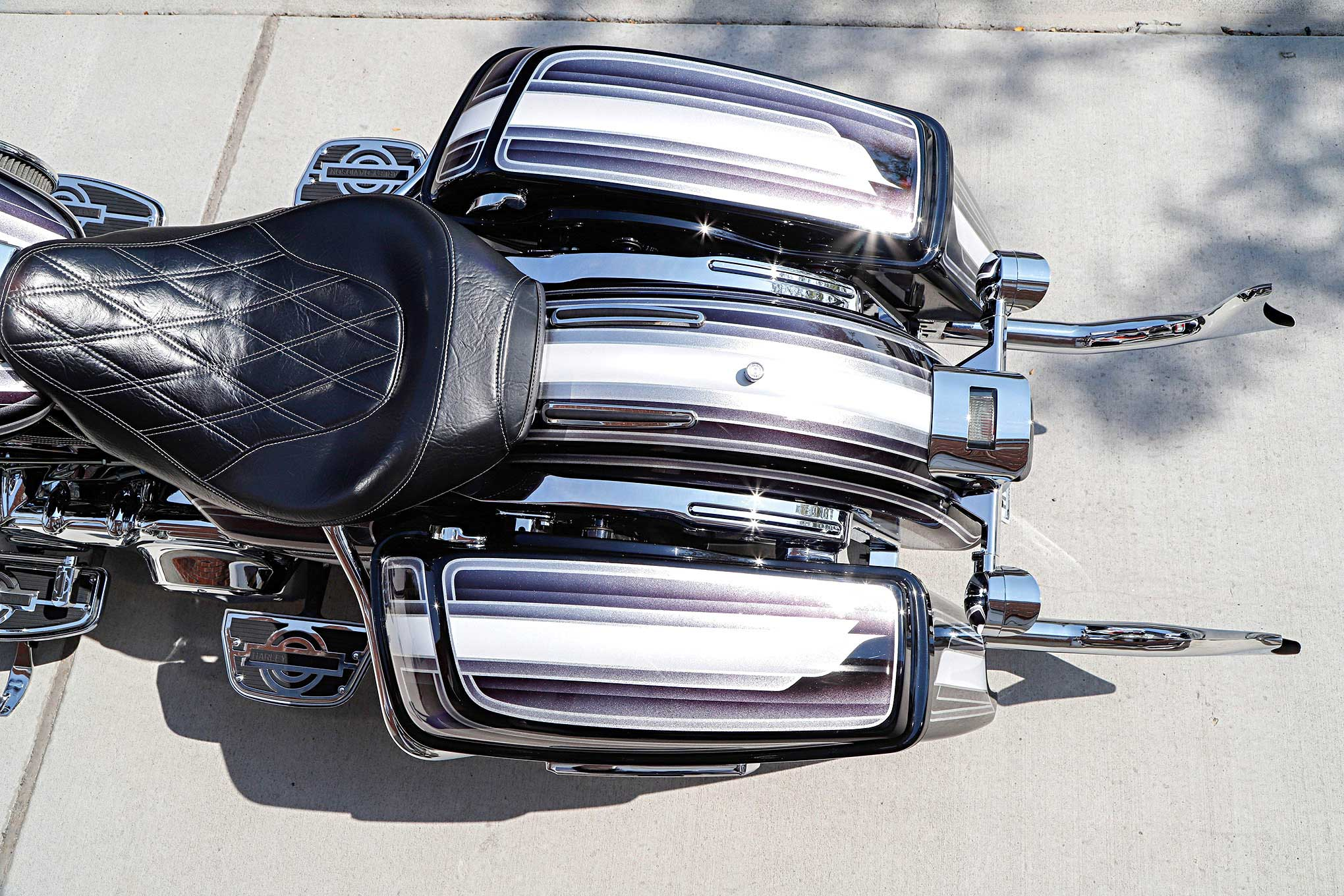 2014 Harley-Davidson Road King - A Date With Fate