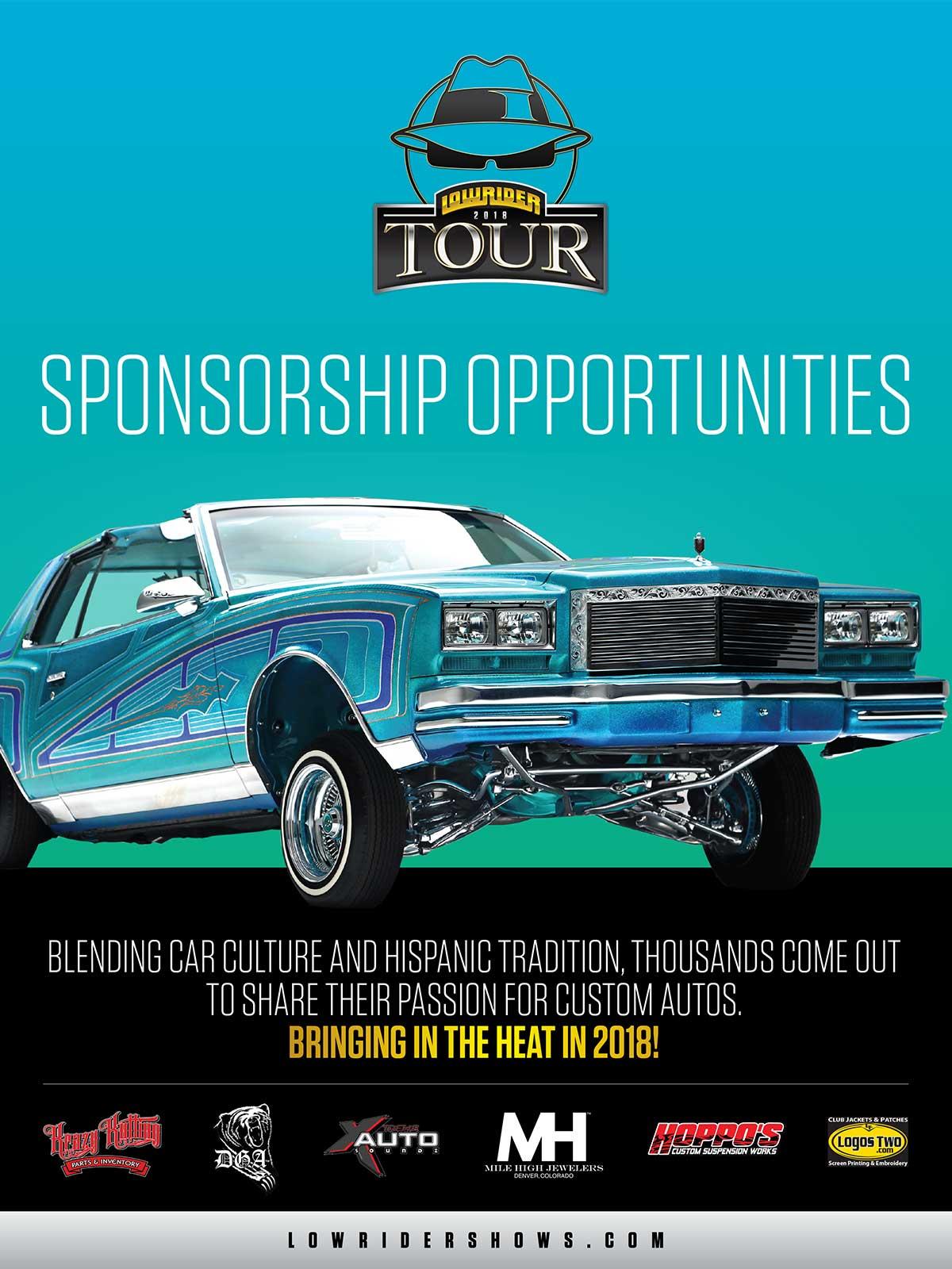 2018 Lowrider Tour Lowrider Magazine