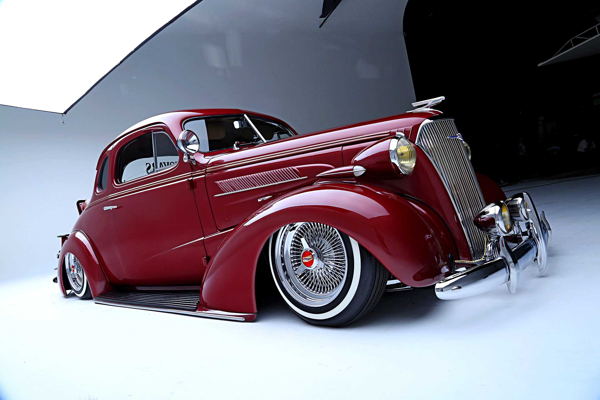 The Tovar Legacy Continues With This 1937 Chevy Sport Coupe