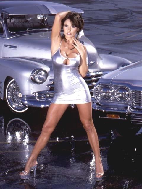 Lincoln Mark 7 >> Lowrider Model - Raquel Maldonado - Jan 2002 - Lowrider ...