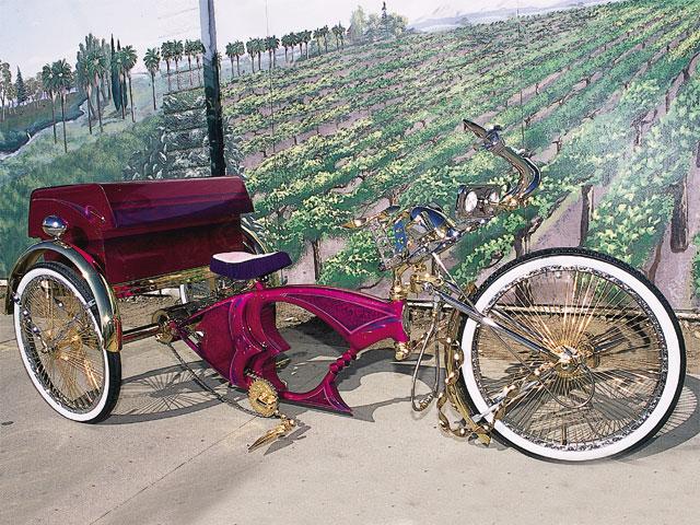 Custom Bikes - Legions Bike Club- Lowrider Bicycle Magazine