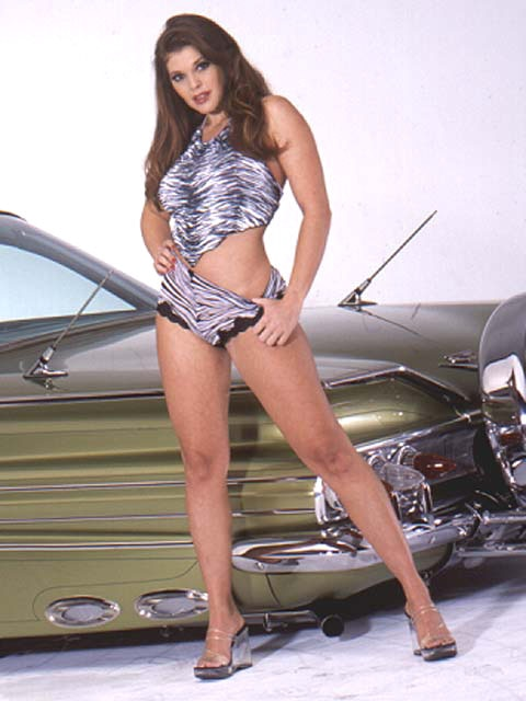 Lowrider Model - Jennifer Flores - Feb 2003 - Lowrider ...