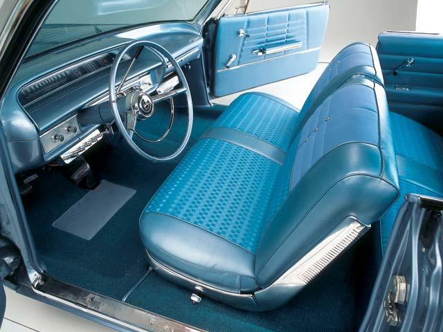 1964 Chevy Impala Chico's -- Lowrider Magazine