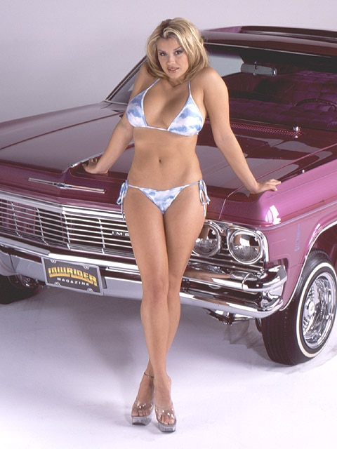 Lowrider Model - Vanessa Kay