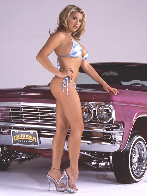 Customize My Car >> Lowrider Model - Vanessa Kay - Lowrider Magazine