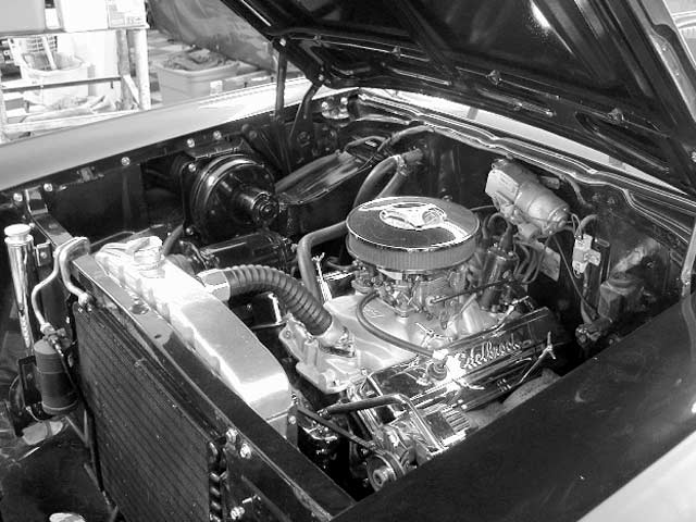 Updating A Classic '57 Chevy - Tech - Lowrider Magazine