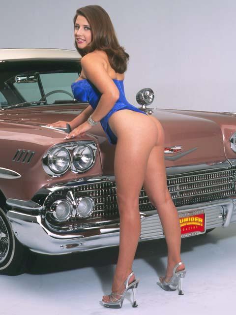 Old Car Art Calendars