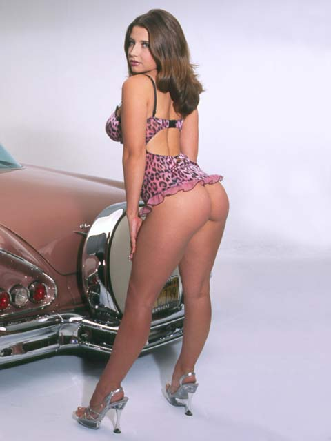 Lowrider Model - Erica Campbell - March 2004 - Lowrider -4134