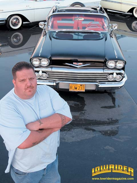 1957 Chevy Impala - 1958 Chevy Impala - 1959 Chevy Bel Air - Bowtie Connection Lowriders ...