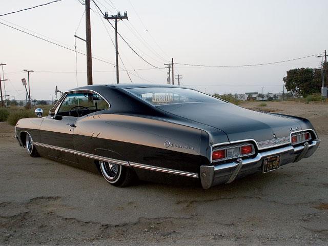 1967 Chevrolet Impala- Devil's Chariot- Lowrider Magazine
