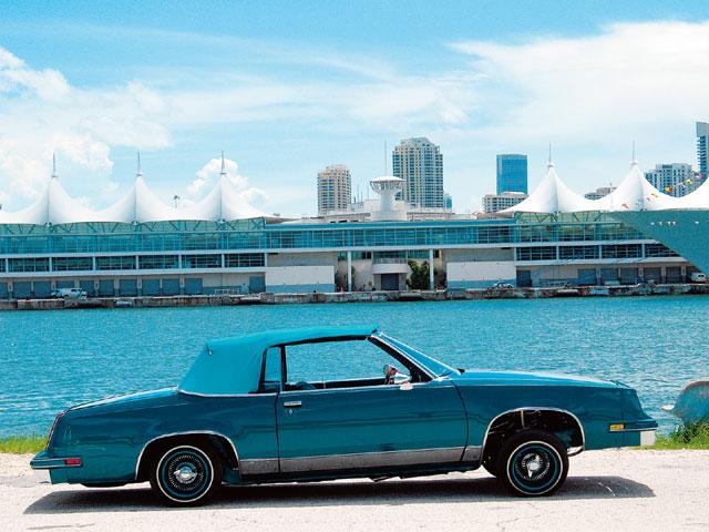 1987 Oldsmobile cutlass- Topless Cutlass- Lowrider Magazine
