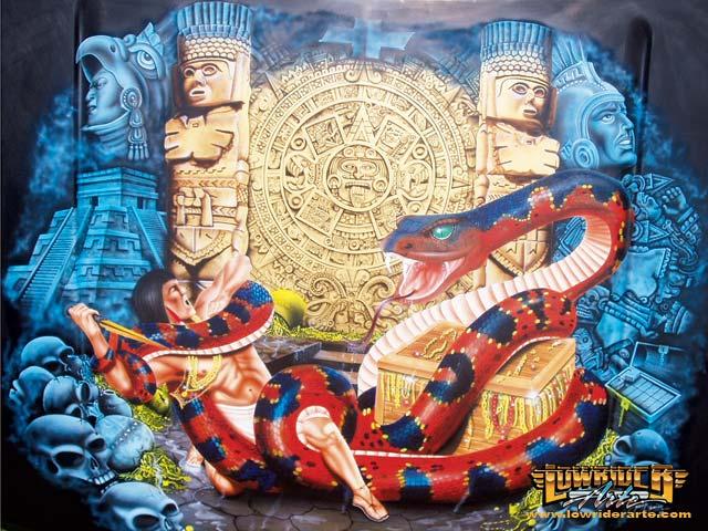 Metal Tapestry - Car Murals - April 2006 - Car and ...
