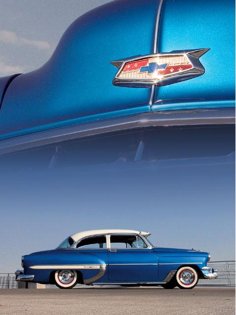 Bel Air Car >> 1954 Chevrolet Bel Air- Que Loquera- Lowrider Magazine