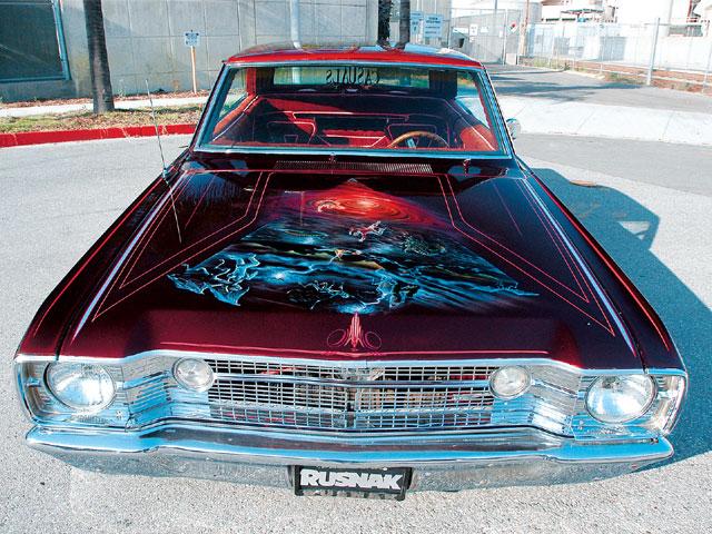 1968 Dodge Dart Devil S Advocate Lowrider Magazine