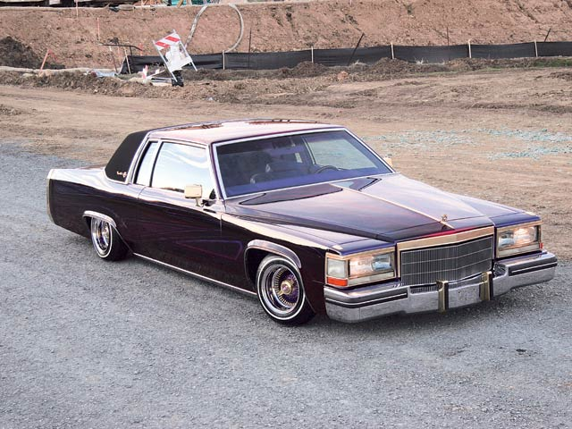 Pure Kandy - 1982 Cadillac Coupe Deville - Lowrider Magazine