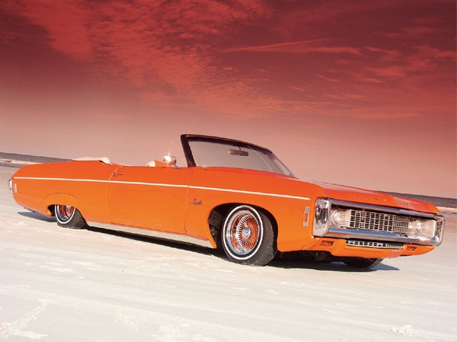 Dayton Auto Show >> 1969 Chevrolet Impala- King 69- Lowrider Magazine