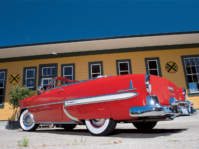 1954 Chevrolet Bel Air Cherry Bomb Lowrider Magazine