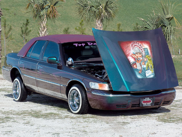 2006 Mercury Grand Marquis >> 1998 Chevy Grand Marquis- Top Dawg- Lowrider Magazine
