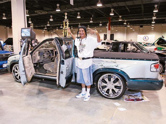 Houston Lowrider Tour Lowrider Magazine - Car show houston