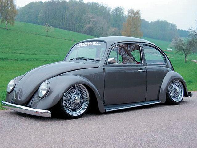 Lrmp Z Stutz Volkswagen Beetle