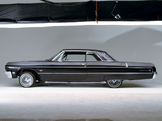 1964 Chevrolet Impala - High Powered - Lowrider Magazine