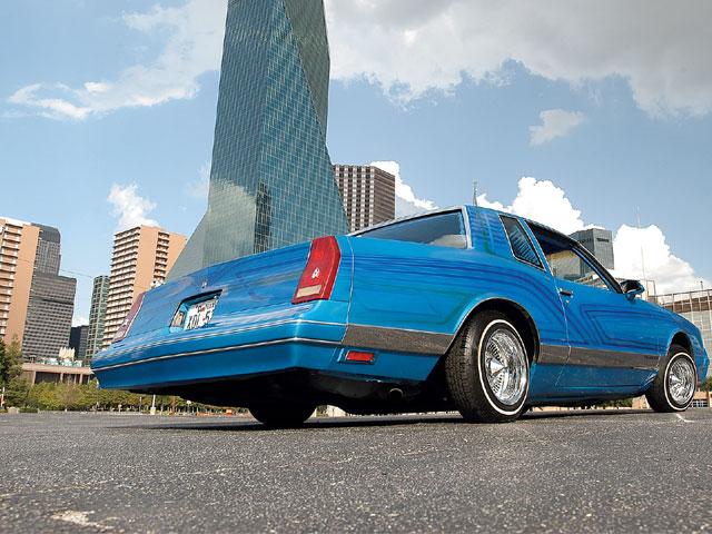 1987 Chevrolet Monte Carlo - Lowrider Magazine