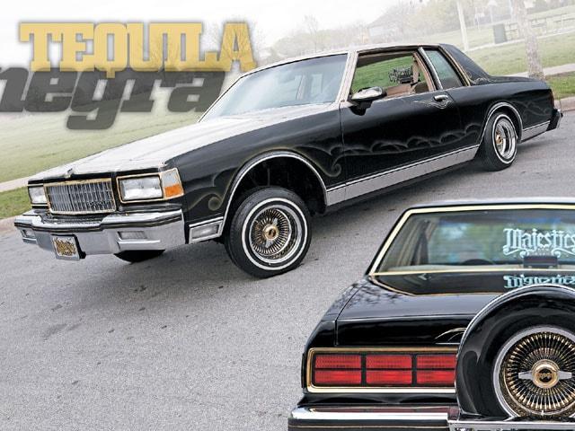 1986 Chevrolet Caprice Classic - Features - Lowrider Magazine
