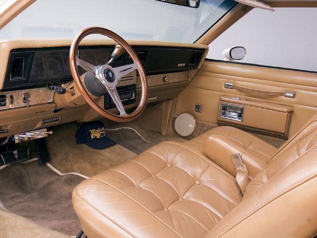 Lrmp Z Chevrolet Caprice Custom Interior