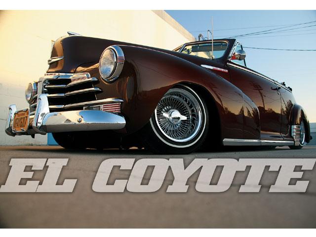 1948 Chevrolet Convertible - Ray Vasquez - Lowrider Magazine