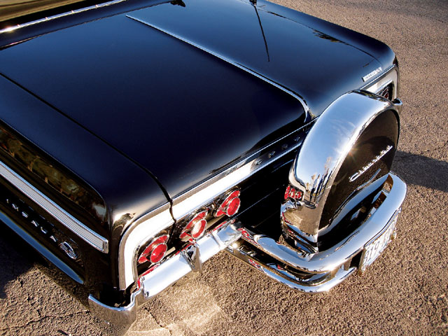 1964 Chevrolet Impala SS - Gangster Black - Feature ...