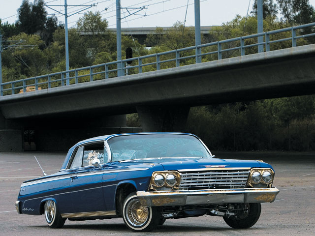 1962 Chevrolet Impala Feature Lowrider Magazine