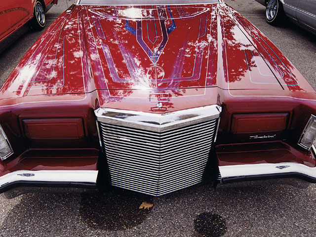 Grills for Your Lowrider - Get Your Grille - Feature