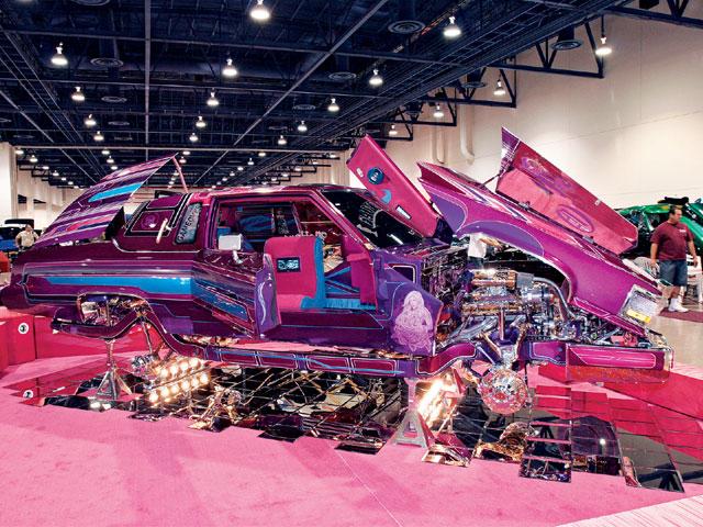 Las Vegas Lowrider Tour Event Lowrider Magazine - Lowrider car show las vegas