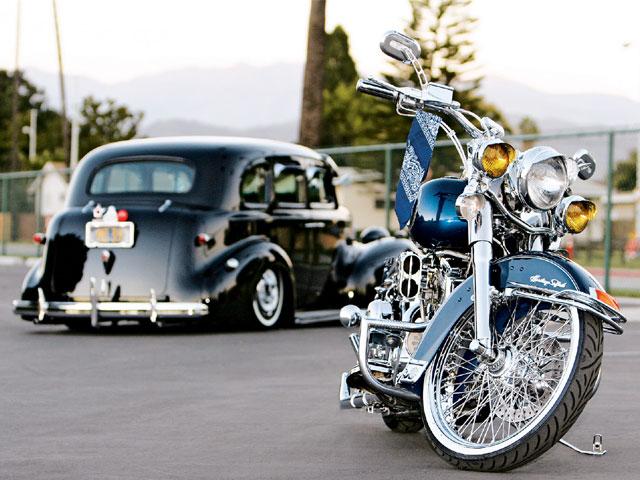 2002 Harley Davidson Heritage Softail - Firme - Motorcycle ...