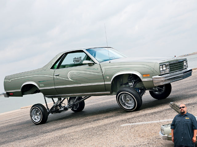 1985 Chevrolet El Camino Naturally High Feature