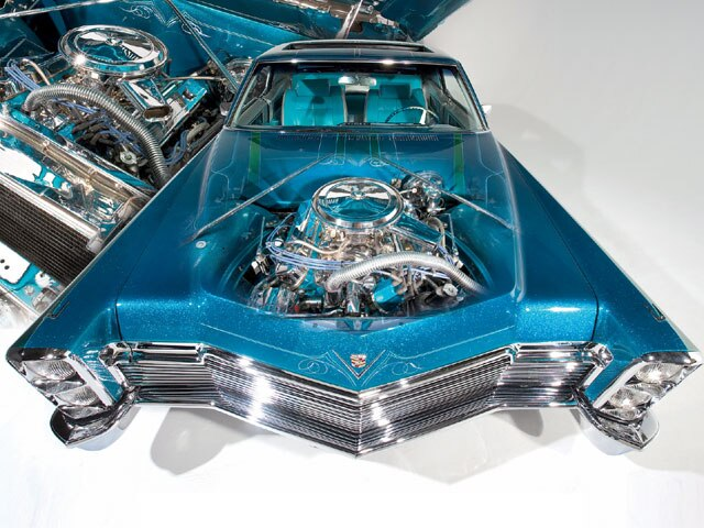 1968 Cadillac Coupe Deville - Voodoo Lounge - Feature ...