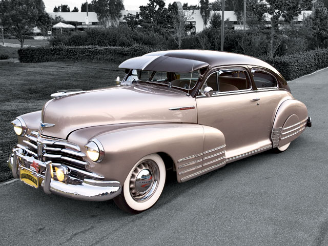 Root Beer Float - 1948 Chevrolet Fleetline - Features ...