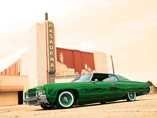 1972 Chevrolet Impala - Miss Mary Jane - Features - Lowrider