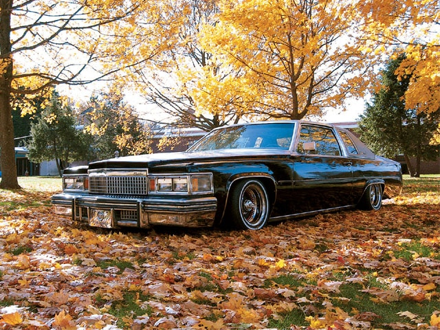 1979 Cadillac Coupe Deville - Low Ambition - Feature ...