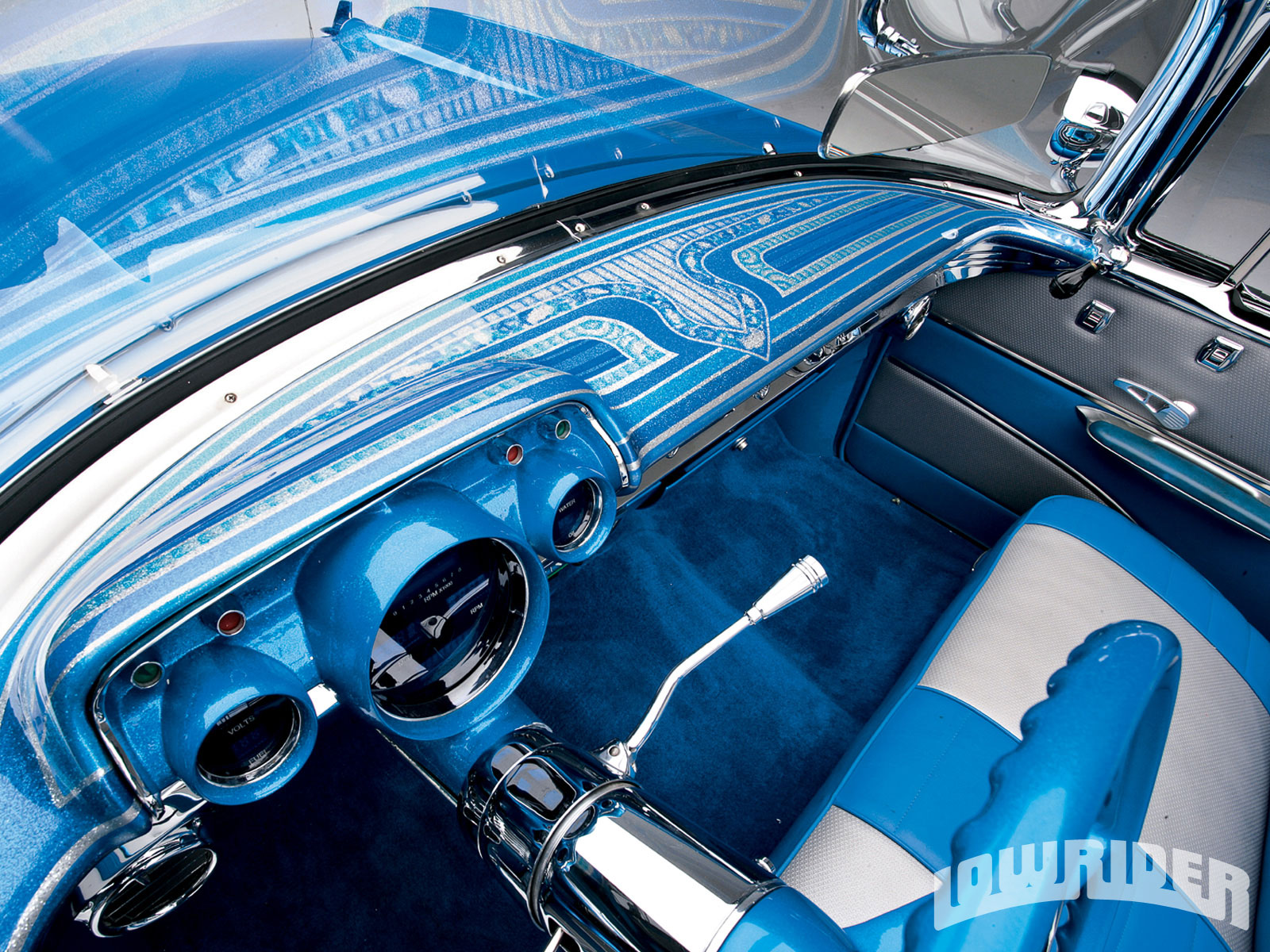 1957 Chevrolet Bel Air Convertible - Street and ...
