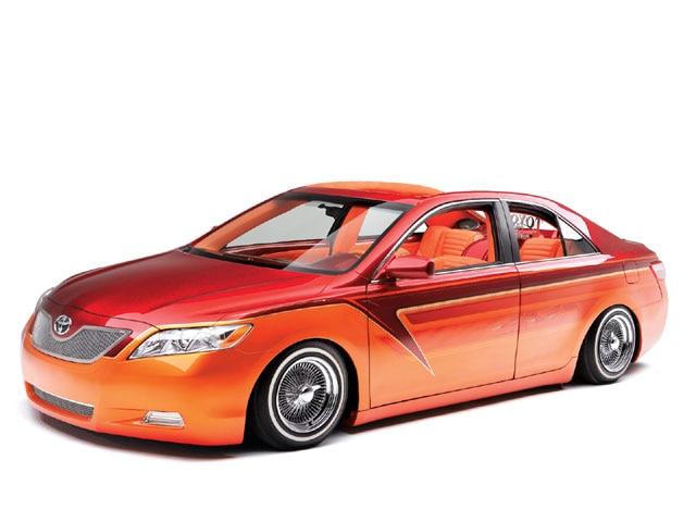 2007 Toyota Camry Custom Cruiser Lowrider Magazine