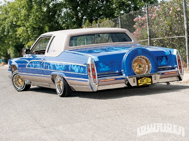 1982 Cadillac Fleetwood Brougham - Lowrider Magazine