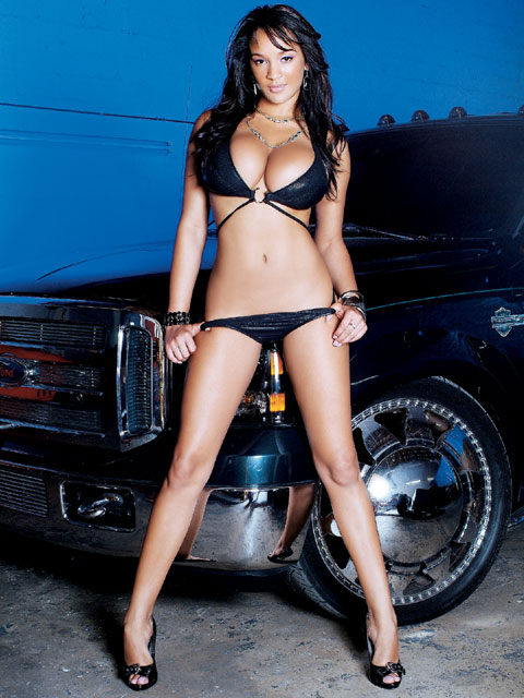 Faren, Lowrider Girls Model - Curvacious Lowrider Girls ...